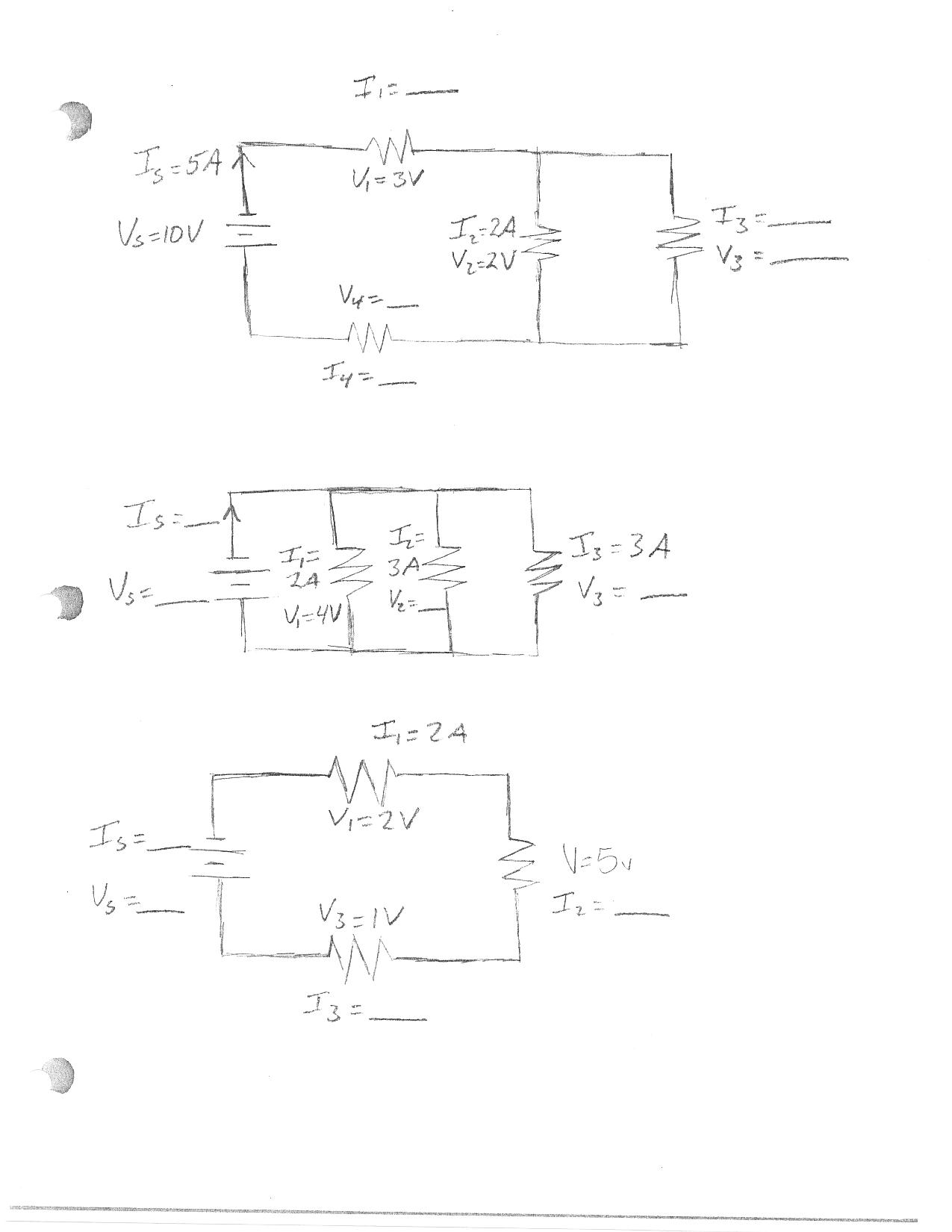 Mrohrling Electric Circuit Drawing Nov 18th Practice Circuits For Your Quiz Tomorrow Construction Review And Summary Note 19th Calculations With